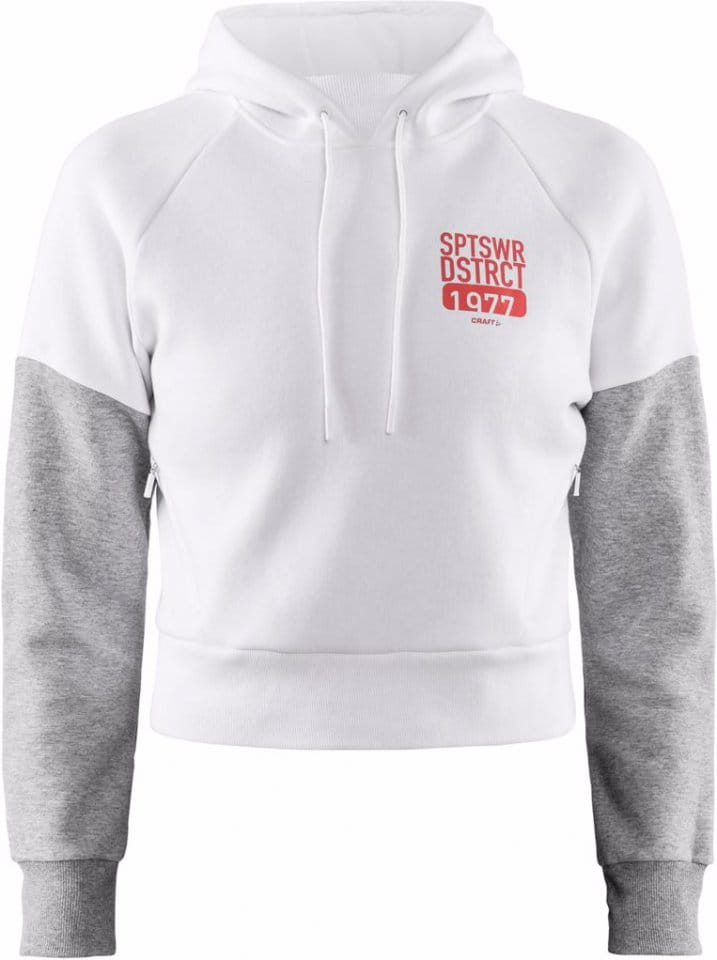 Mikina s kapucňou Craft CRAFT District Hoodie