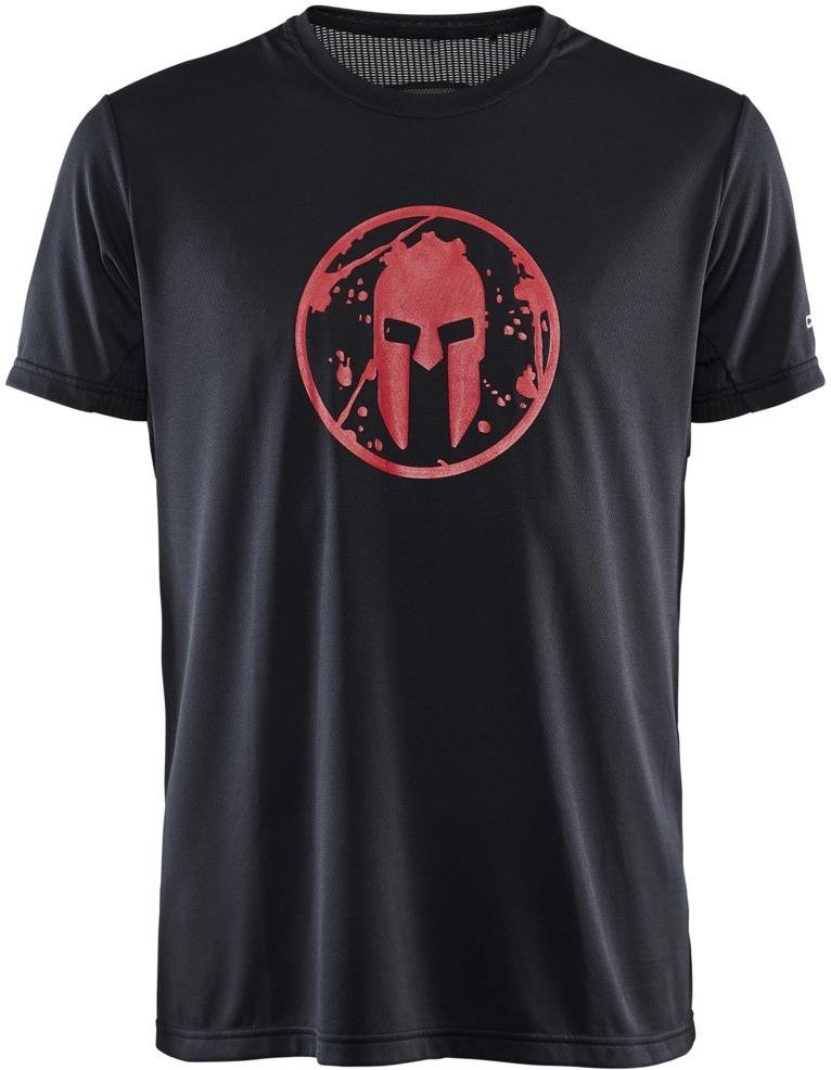 Pánské tričko s krátkým rukávem CRAFT Spartan Performance