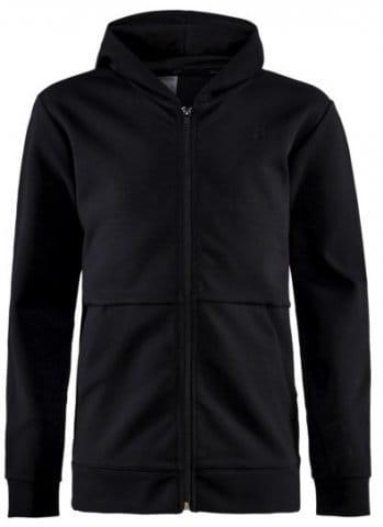 Sweatshirt CRAFT Arch Zip Hood JR