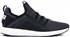 Mega NRGY Heather Knit Black-Iron G
