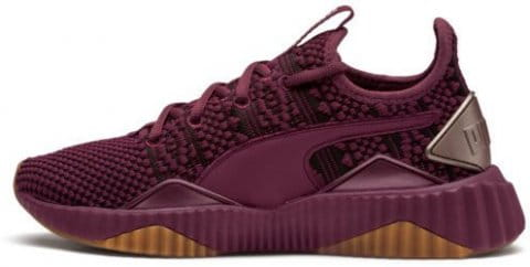 Shoes Puma Defy Luxe Wn s Fig-Metallic