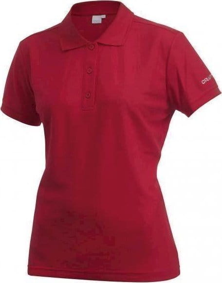 Dámské triko s krátkým rukávem CRAFT Classic Polo Pique