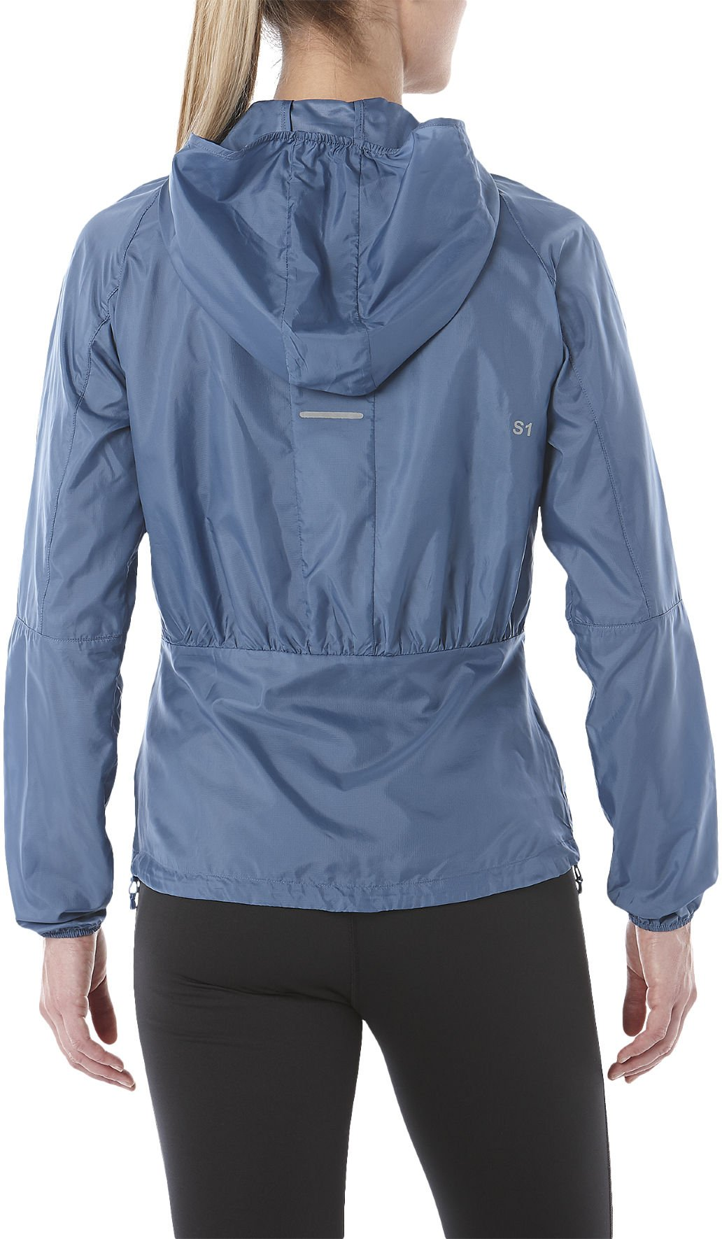 construir impresión Aleta  Hooded jacket Asics ASICS PACKABLE JACKET - Top4Running.com