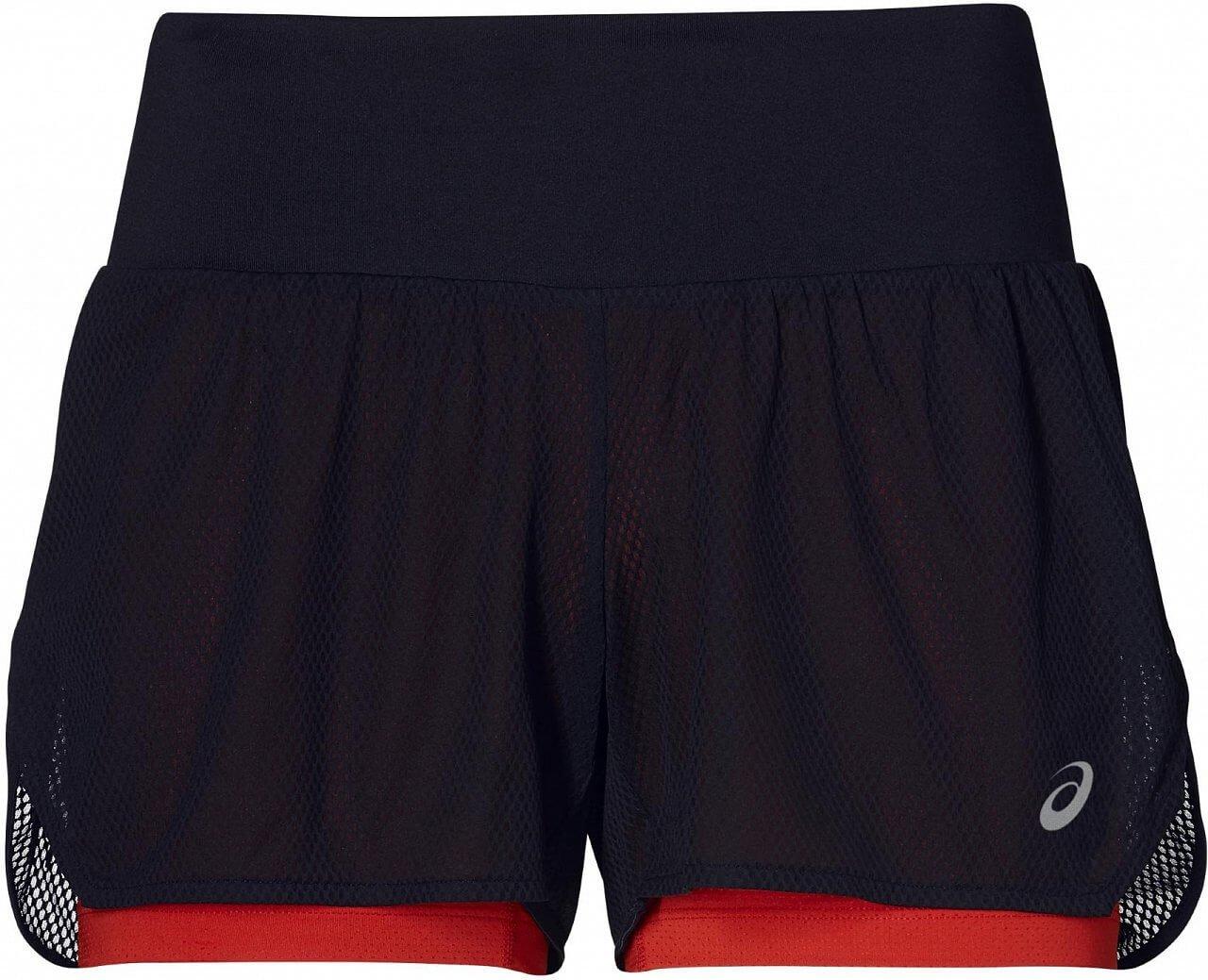 Pantalón corto Asics COOL 2-IN-1 SHORT