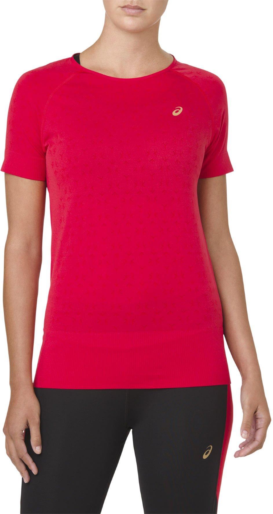 Dámské běžecké tričko Seamless Texture