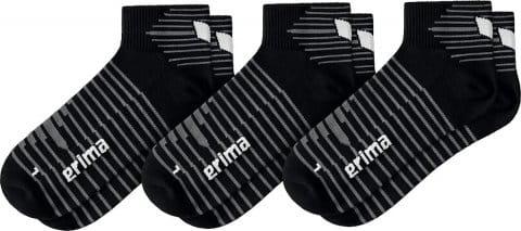 3-pack short socks