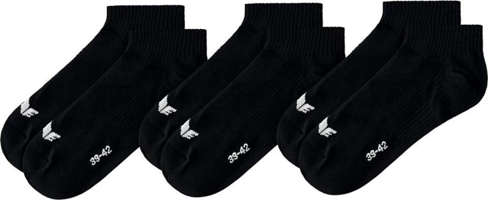 Ponožky Erima 3-pack short socks