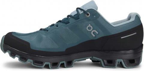 On Running Cloudventure Waterproof Trail Shoe Storm//Cobble
