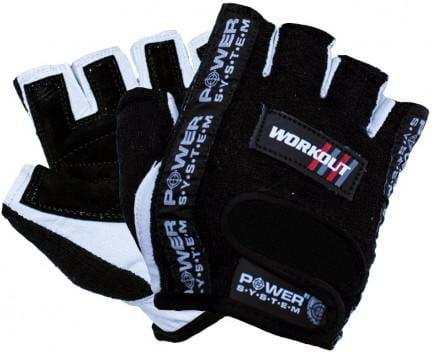 Fitness rukavice Power System GLOVES WORKOUT