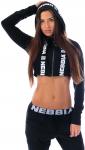 Bunda s kapucí Nebbia NEBBIA Jacket Mini