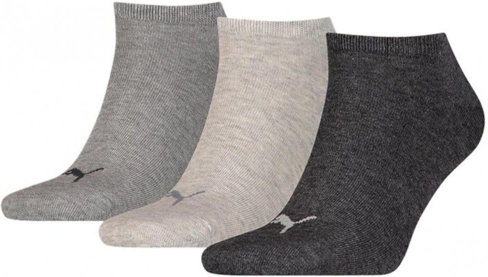 Ponožky Puma UNISEX SNEAKER SOCKS 3 PACK