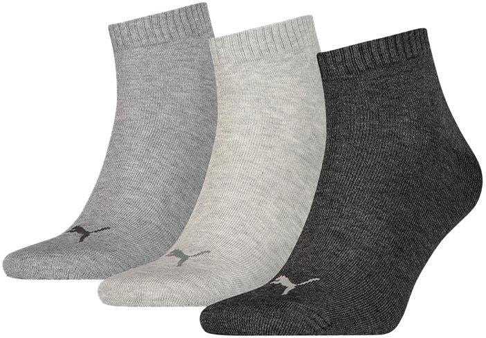 Ponožky Puma SOCKS Quarter Plain 3 PACK