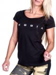 Triko Nebbia NEBBIA Fit Shirt