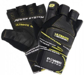 POWER SYSTEM-GLOVES ULTIMATE MOTIVATION-YELLOW