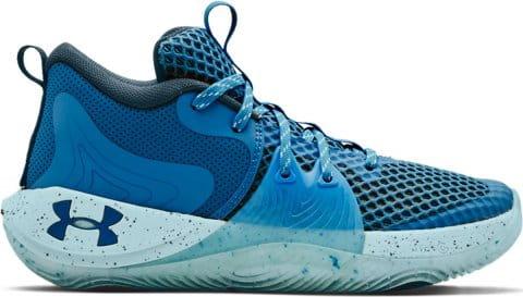 Dětské basketbalové boty Under Armour Embiid 1