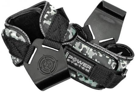 POWER SYSTEM-POWER HOOKS CAMO-GREY