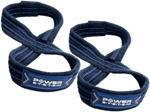 POWER SYSTEM-LIFTING STRAPS FIGURE 8