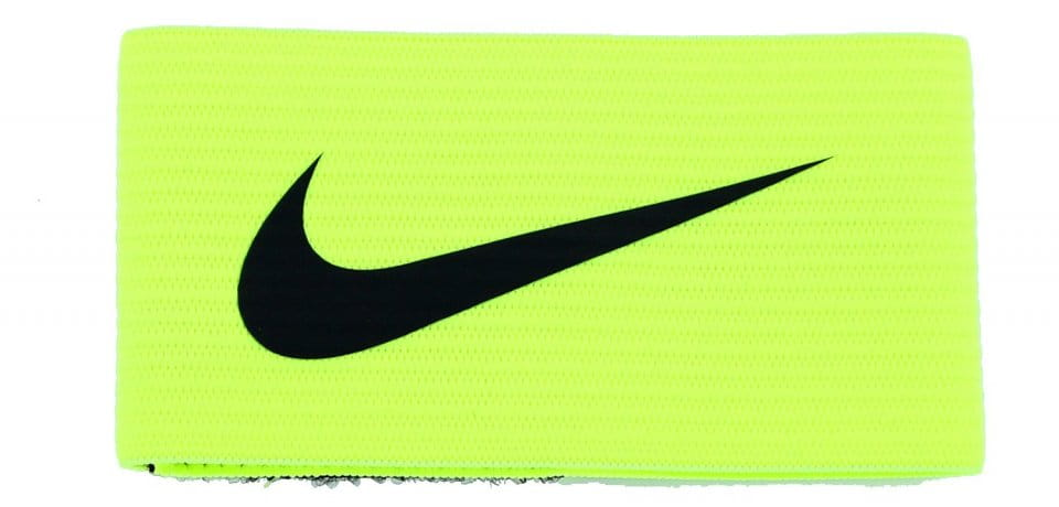 Bandelora de capitan Nike FOTBAOL ARM BAND 2.0 VOLT/BLACK