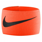 FUTBOL ARM BAND 2.0 TOTAL CRIMSON/BLACK
