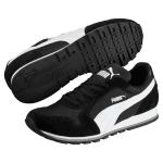 ST Runner NL black-white