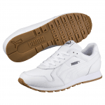 ST Runner Full L White- White