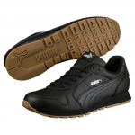 ST Runner Full L Black- Black