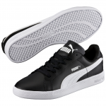 Obuv Puma  Smash Wns L black-white