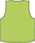 Rozlišovák Nike Team Scrimmage Swoosh Vest – 2