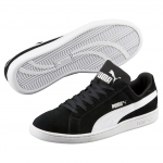Obuv Puma Smash SD Black- White