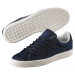 Obuv Puma Basket Classic Denim TWILIGHT BLUE-Whisp