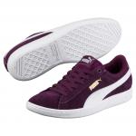 Obuv Puma Vikky Dark Purple- White