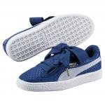 Basket Heart Denim Wn s TWILIGHT BLUE-HA