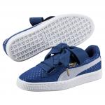Obuv Puma Basket Heart Denim Wn s TWILIGHT BLUE-HA