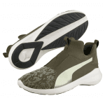 Rebel Mid Wns VR Olive Night-Olive
