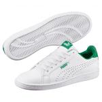 Smash Perf White-Verdant Green