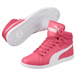 Ikaz Mid v2 Jr Rapture Rose- Wh