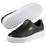 Basket Platform Core Black-Gold