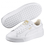 Basket Platform Core White-Gold