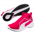 Obuv Puma Rebel Mid Gleam Jr Love Potion-