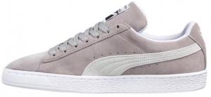 suede classic sneaker f01