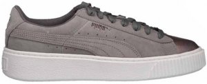 suede platform lunalux sneaker f01
