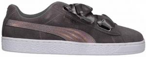 suede heart lunalux sneaker f01