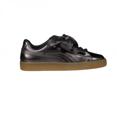 Puma Basket Heart Luxe Wn s QUIET SHADE-QUIET Cipők