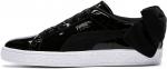 Obuv Puma Basket Bow SB Wn s Black- Black