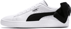 Basket Bow SB Wn s White- Black