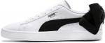 Obuv Puma Basket Bow SB Wn s White- Black