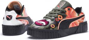 Puma Cali Peonies Camo S.TSAI Cipők