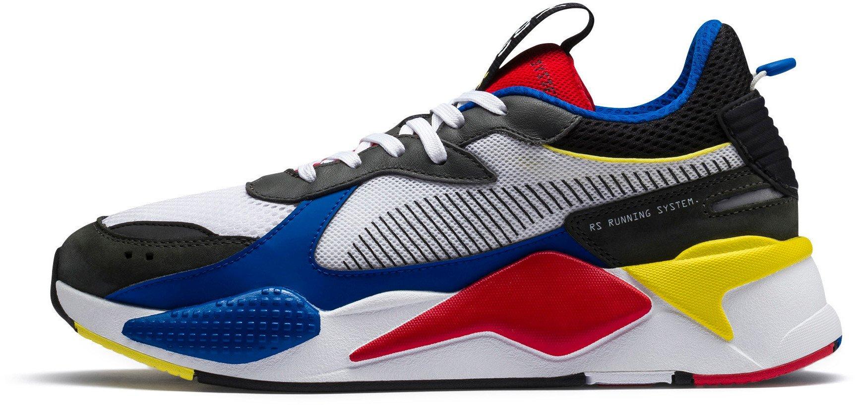 Shoes Puma RS-X TOYS White- Royal-High
