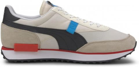 Puma FUTURE RIDER PLAY ON Whisper White- Cipők