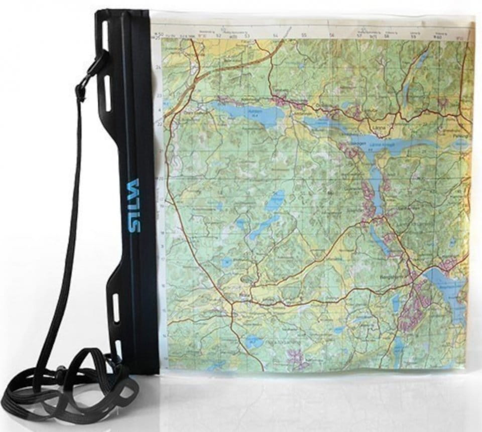 Obal SILVA Carry Dry Map L